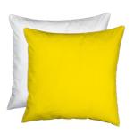 cuscino giallo